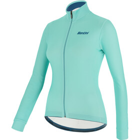 Santini Color LS Jersey Women, aqua